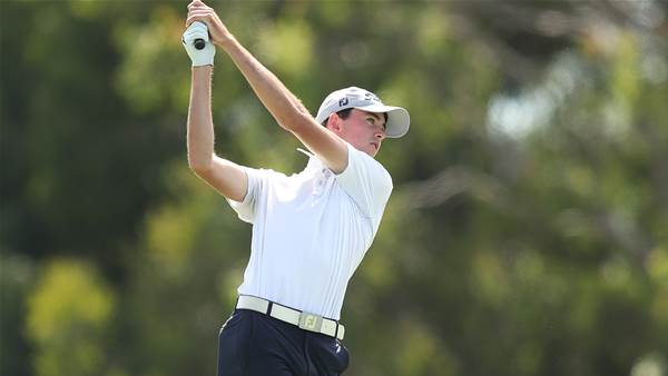 QLD Open perfect pathway for Tour youngsters