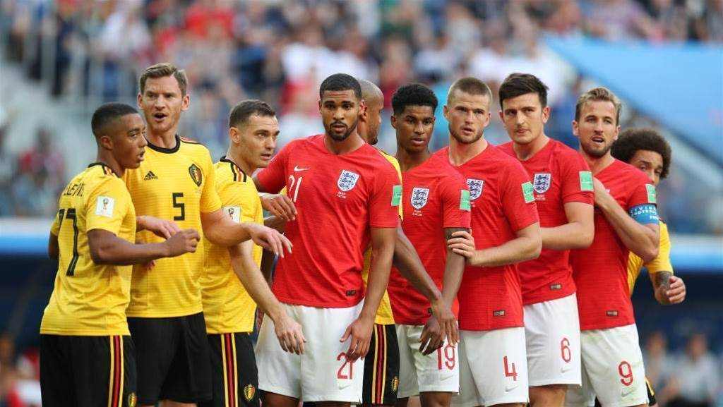 Belgium v England player ratings