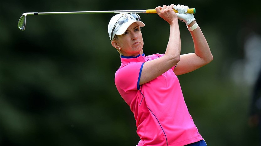 The Thing About Golf Podcast #21 - Karrie Webb