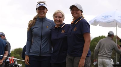 The Thing About Golf Podcast #34 - Volunteer, Sue Thomson