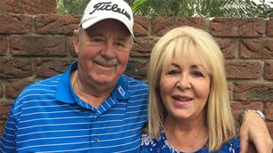 The Thing About Golf Podcast: Bob & Kathie Shearer