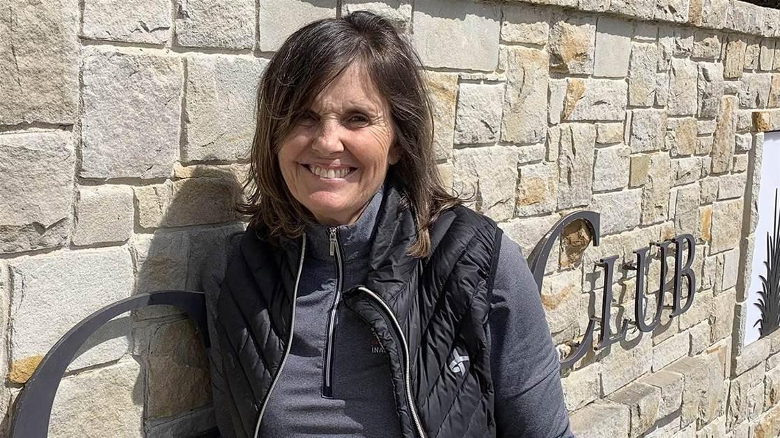 US Senior Women's Amateur: Aussie Wooster through to match play