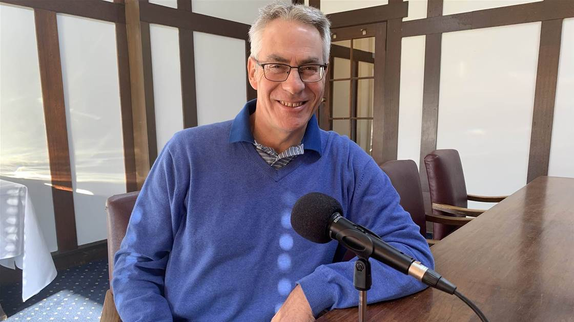 The Thing About Golf Podcast #4 - Author, Paul Daley