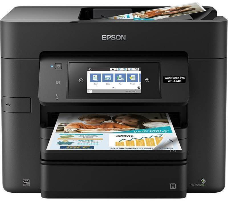 New Epson WorkForce all-in-ones offer lower print costs