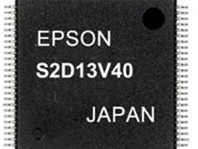 Epson Constructs Controller ICs for HUDs