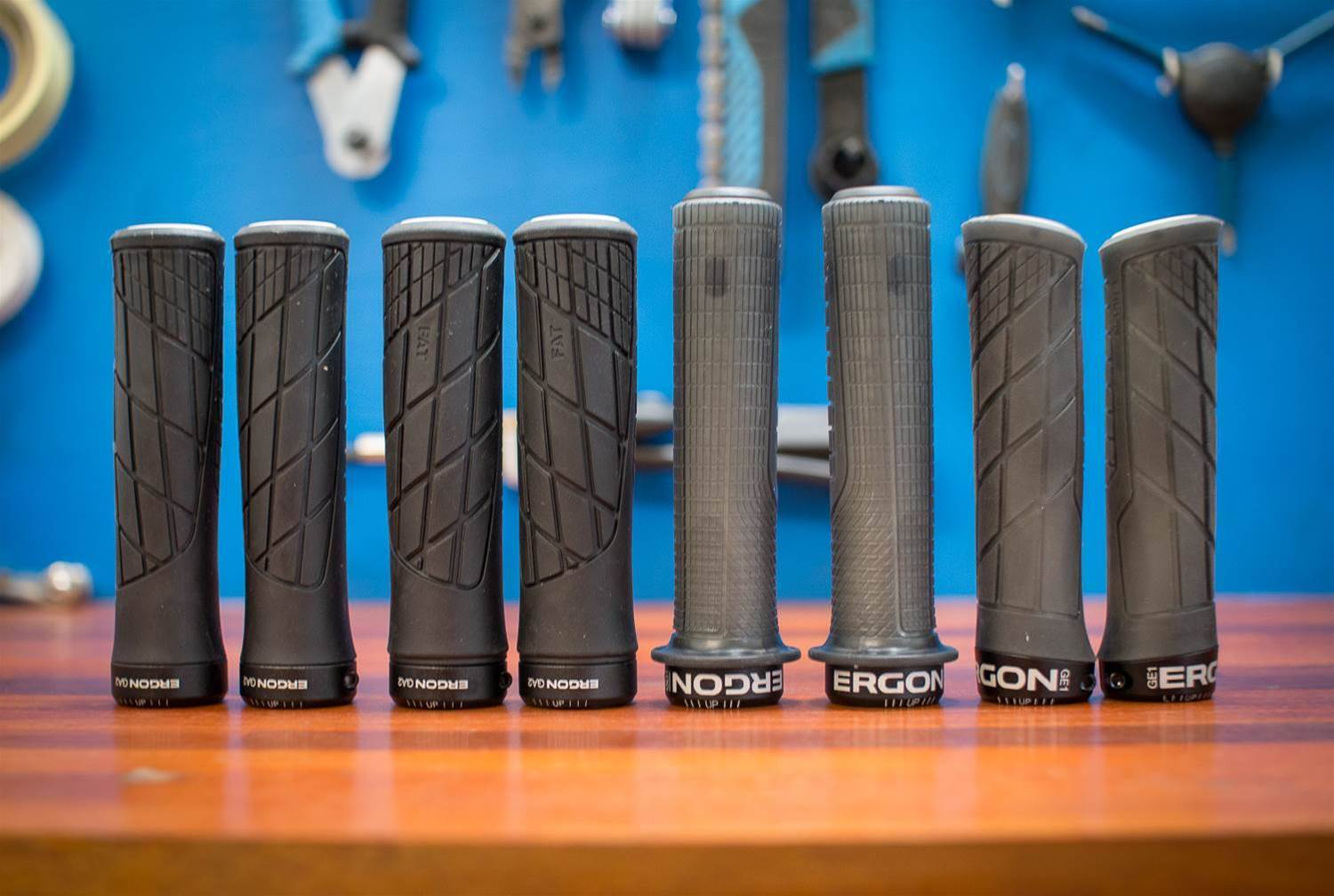 Finding the right Ergon MTB grip