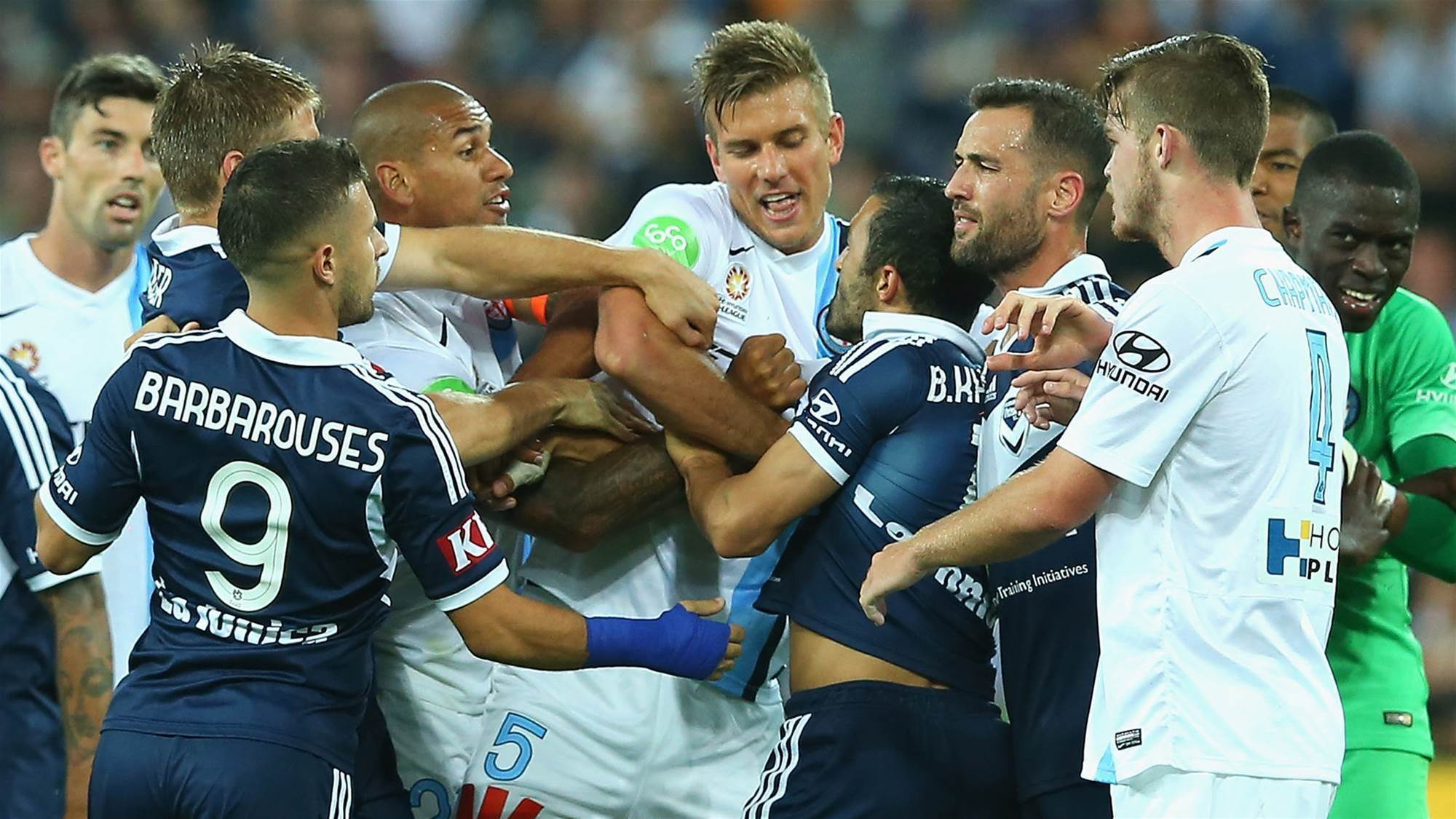 Melbourne Derby Q&A with Paartalu: 'We were made to feel inferior'