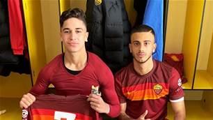 'Superstar' Aussie Roma striker scores fourth goal in five games