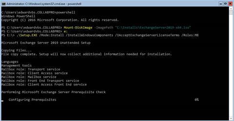 Microsoft releases un-deployable Exchange Server 2019
