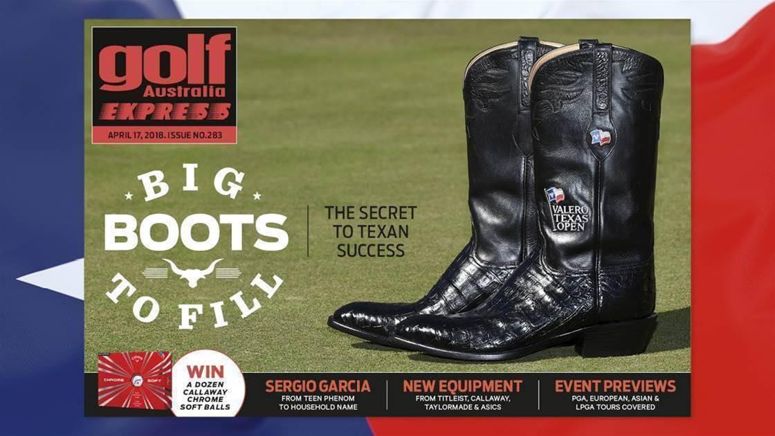 GA Express #283: Big Boots to Fill