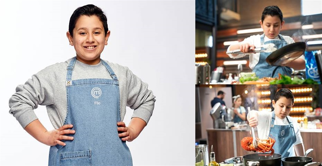 Junior MasterChef Australia: Meet Filo