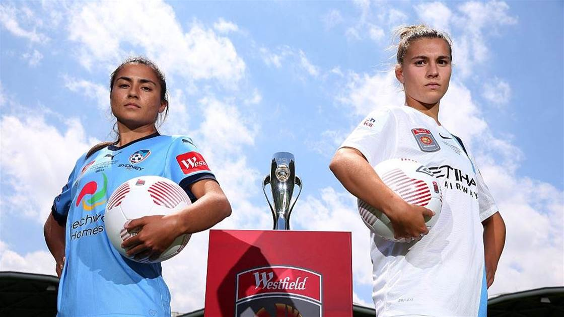 'There's something really special': Matildas, coaches preview monster W-League Grand Final