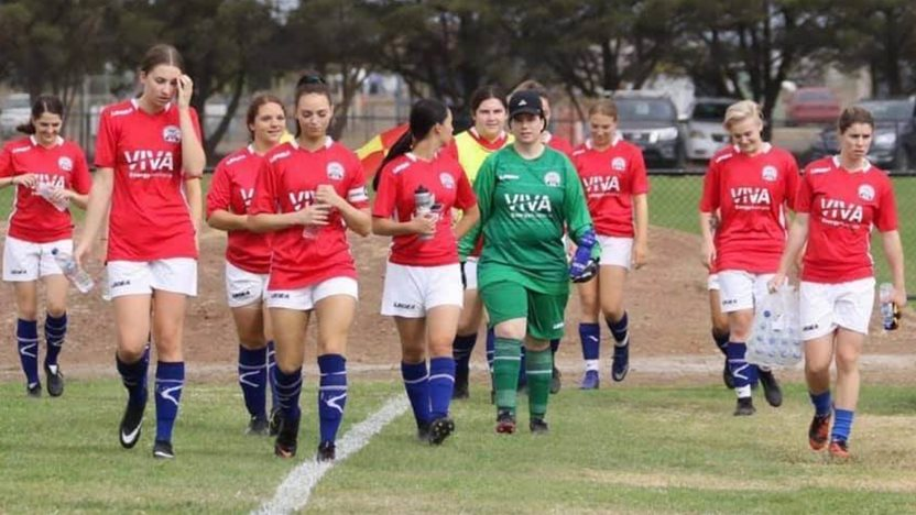 North Geelong Warriors: A feminine touch to football