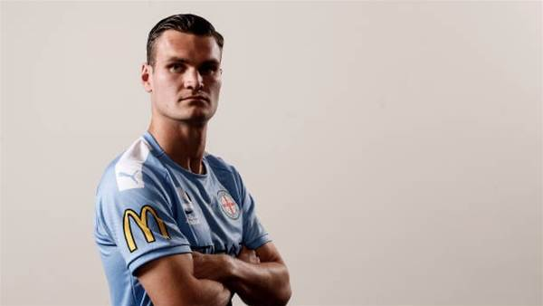 Socceroo pips Maclaren to City's A-League Player of the Year