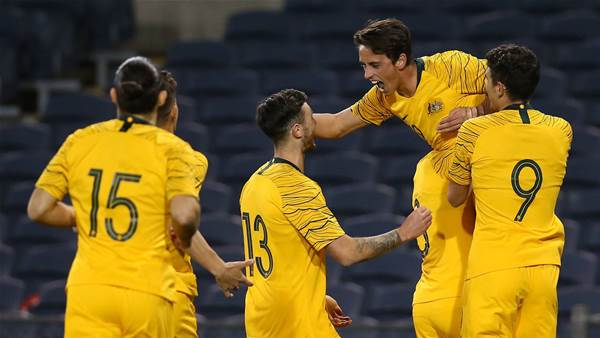 Olyroos to play A-League's Sydney FC, Macarthur