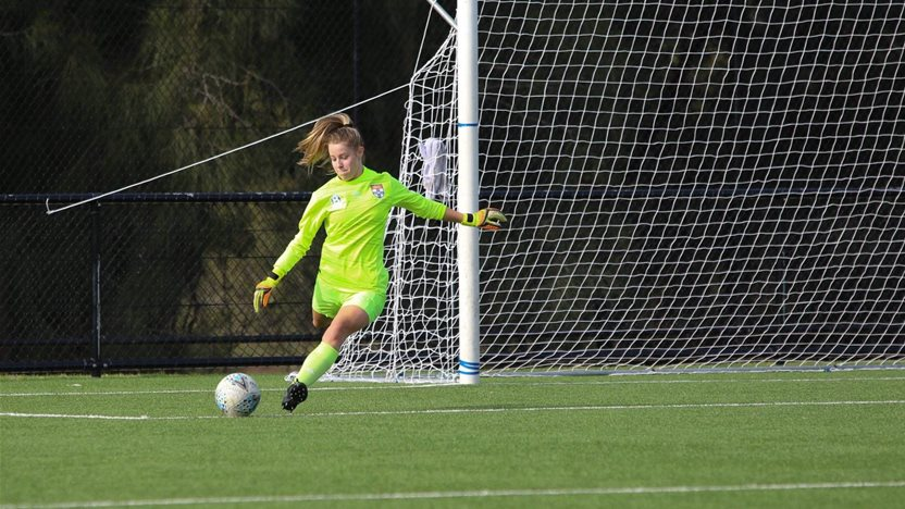 'Abby helped me believe': A very exciting future for NPLW, Wanderers starlet