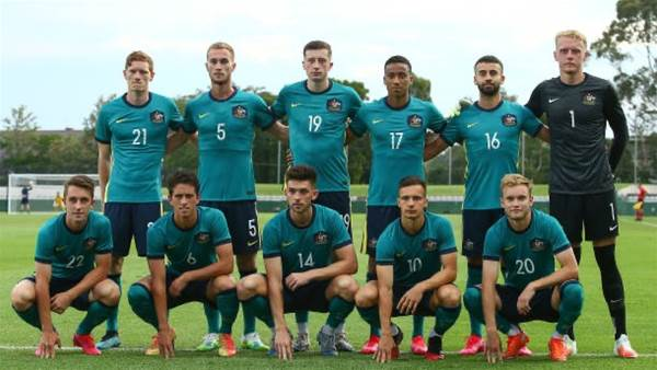 'We're going to shock the world': Big surprise as Olyroos squad named for Tokyo 2021 Olympic Games
