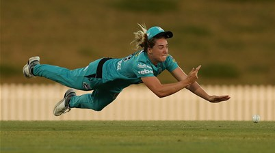 Heating up for WBBL Finals
