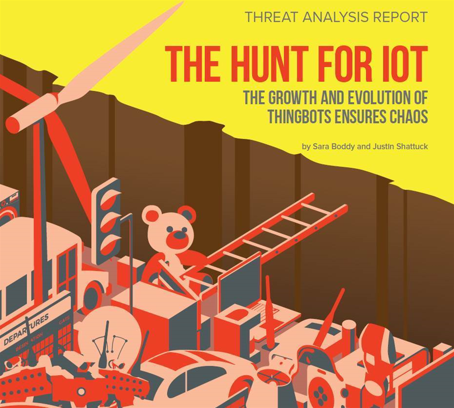 Top 50 IP addresses of IoT thingbot attacks revealed