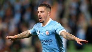 'One club' Socceroos striker forgoes Europe for long-term City A-League deal