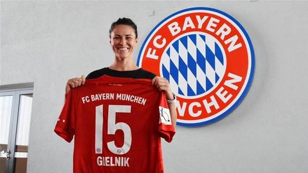 Matilda's Bayern Munich move a big step for Australia