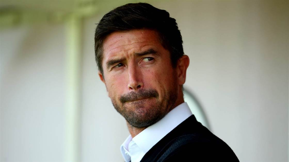 Harry Kewell sees red in Exeter embarrassment