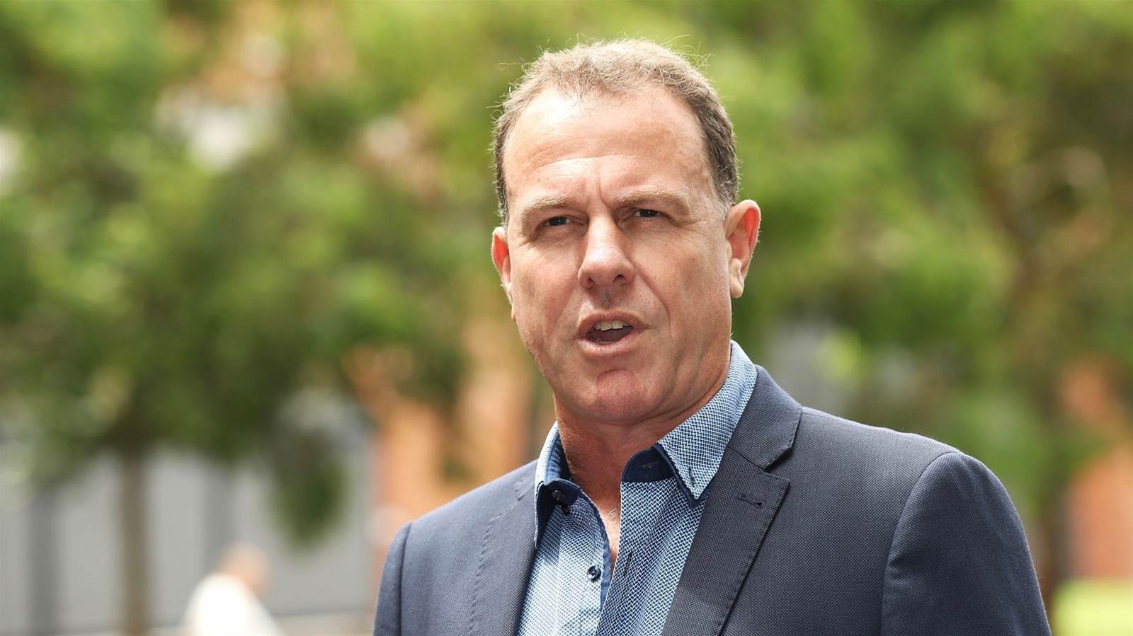 Stajcic: Stay down and give up, or get up and fight