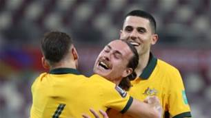 Two Socceroos facing hamstring issues before Vietnam clash
