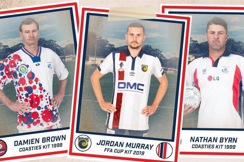 Mariners release throwback strip ahead of vital FFA cup clash!