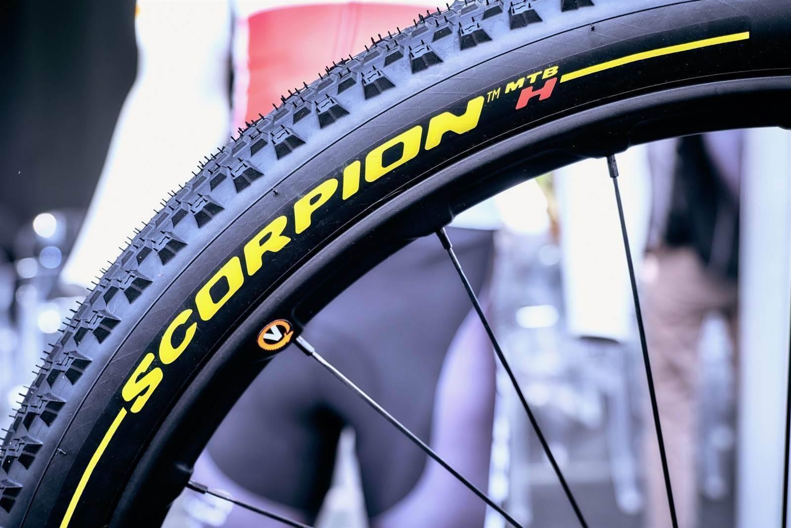 Pirelli release the Scorpion MTB range