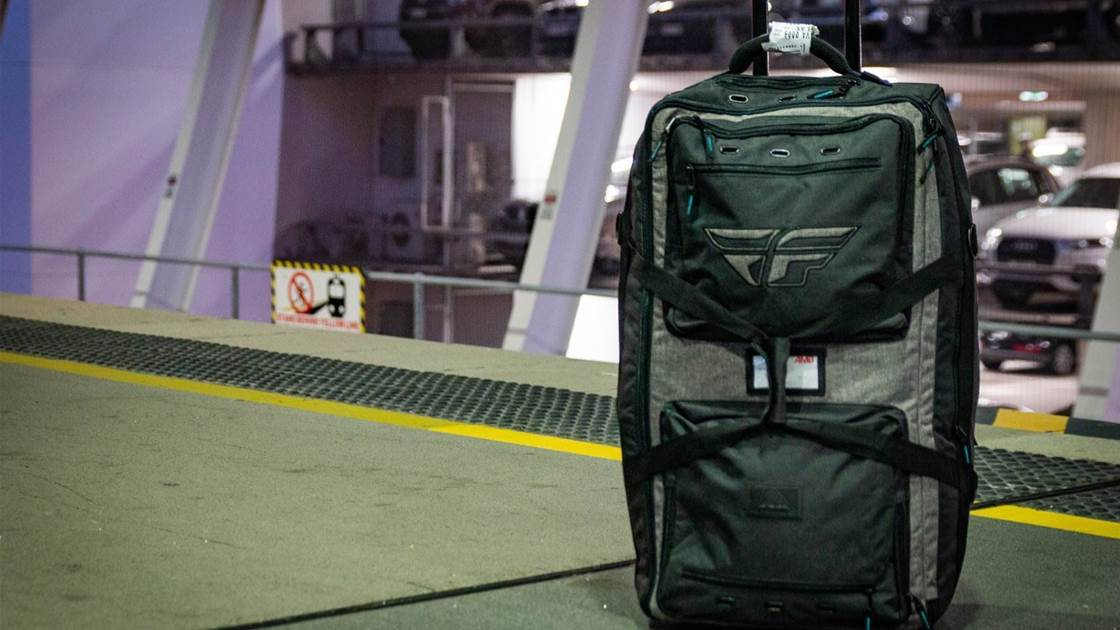 Tested: Fly Racing Tour Roller Bag
