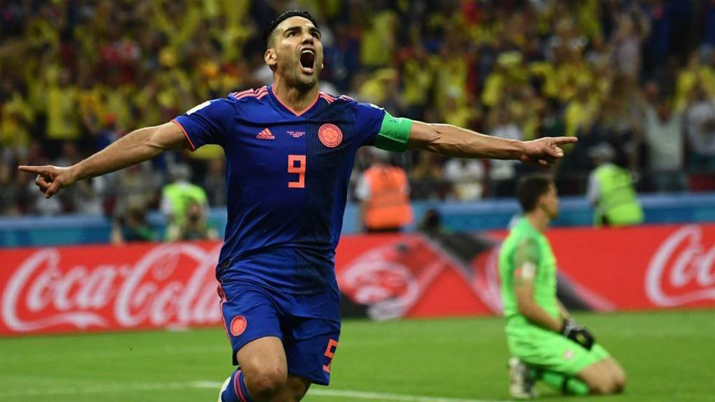 Colombia knockout Poland after convincing 3-0 win