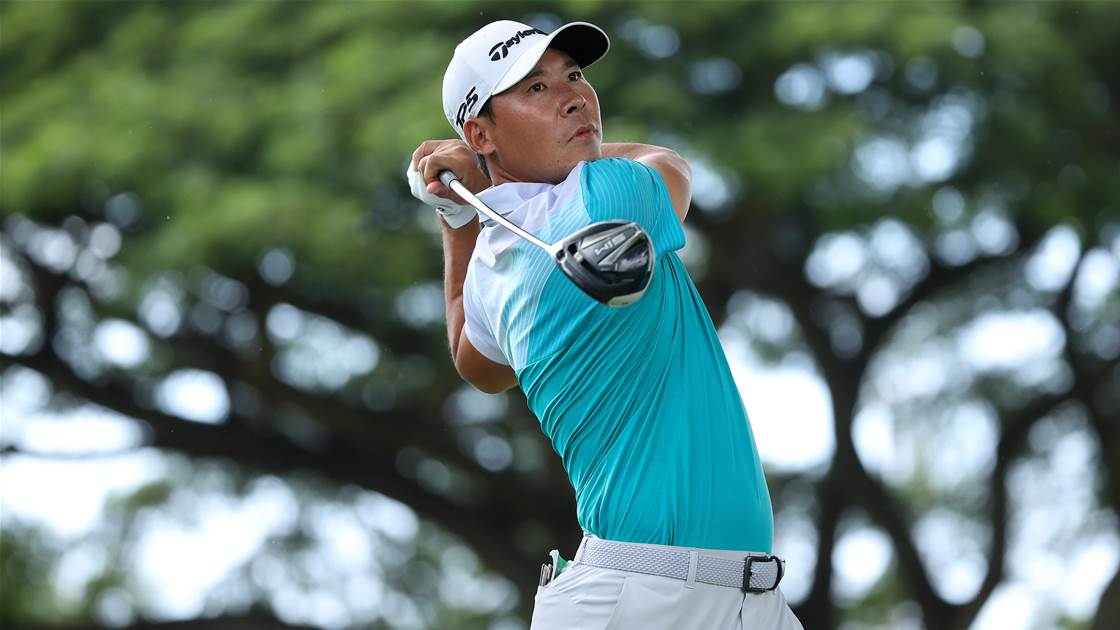 Debutant Zhang eager to fly high at TPC Sawgrass
