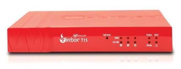 WatchGuard upgrades Firebox T firewall appliances