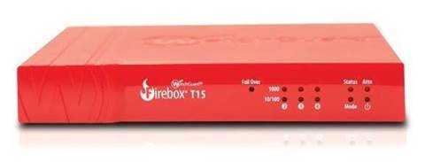 WatchGuard upgrades Firebox T firewall appliances