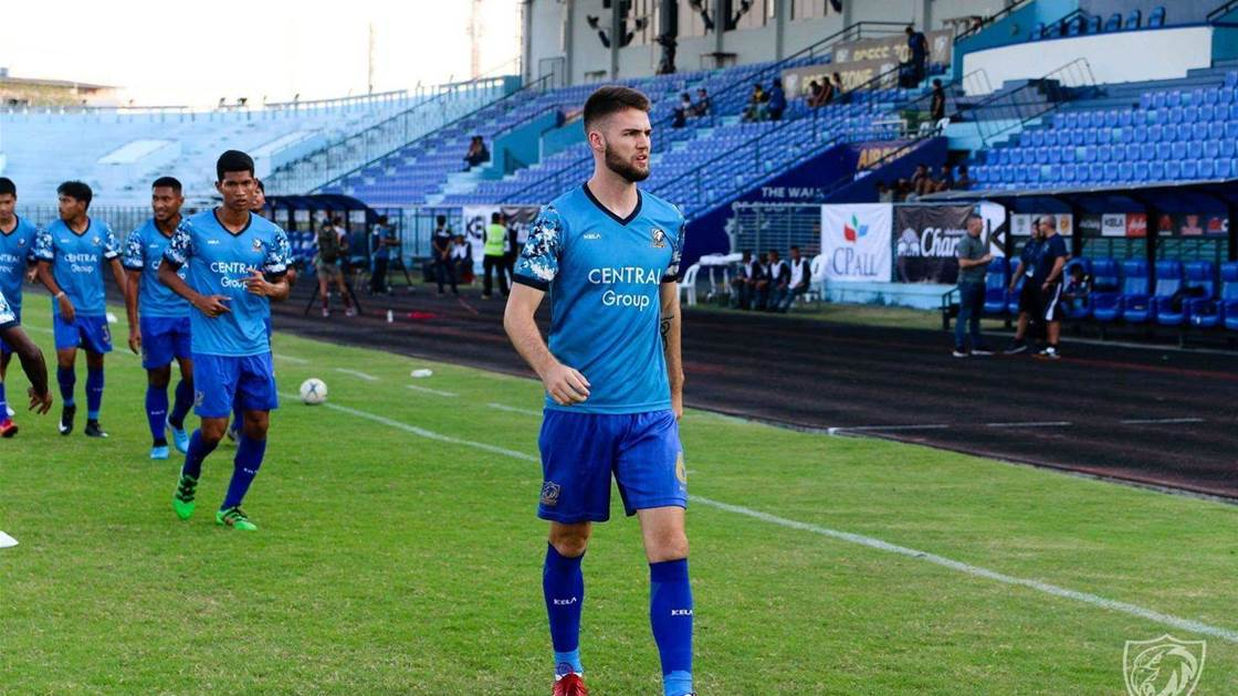 Ex-Sydney FC defender's Thai transfer proves a winner