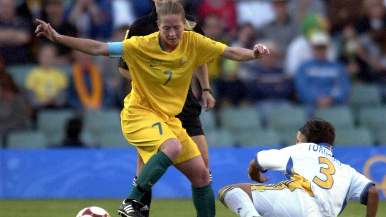 Matildas icon: 'Women's football is an investor's dream'