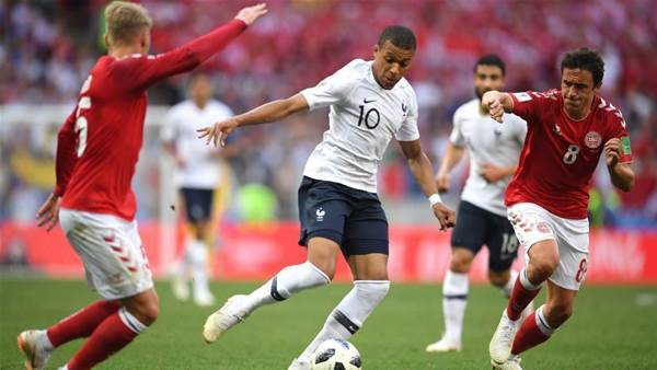France and Denmark play out first goalless draw