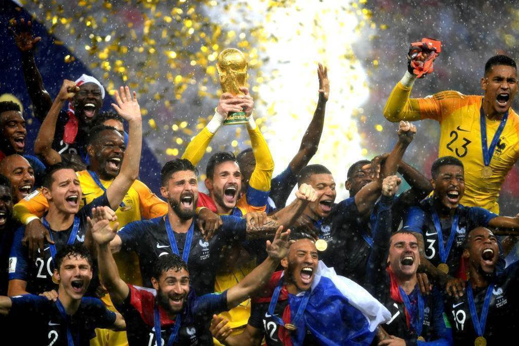 World Cup: the Social Game