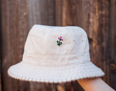 diy floral embroidery