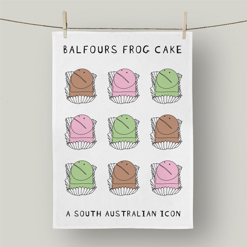 tea towels for proud south australians