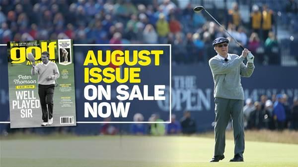 Inside Golf Australia August 2018