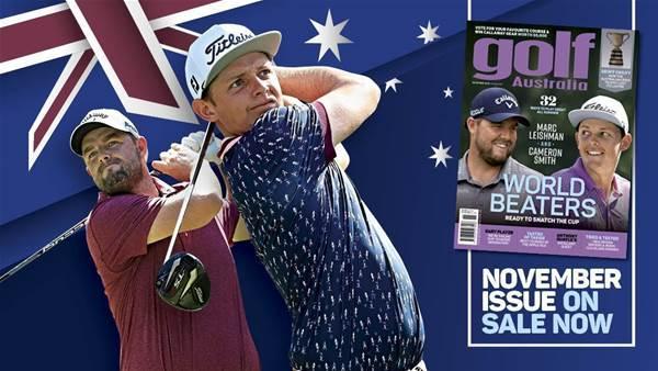 Inside Golf Australia November 2018