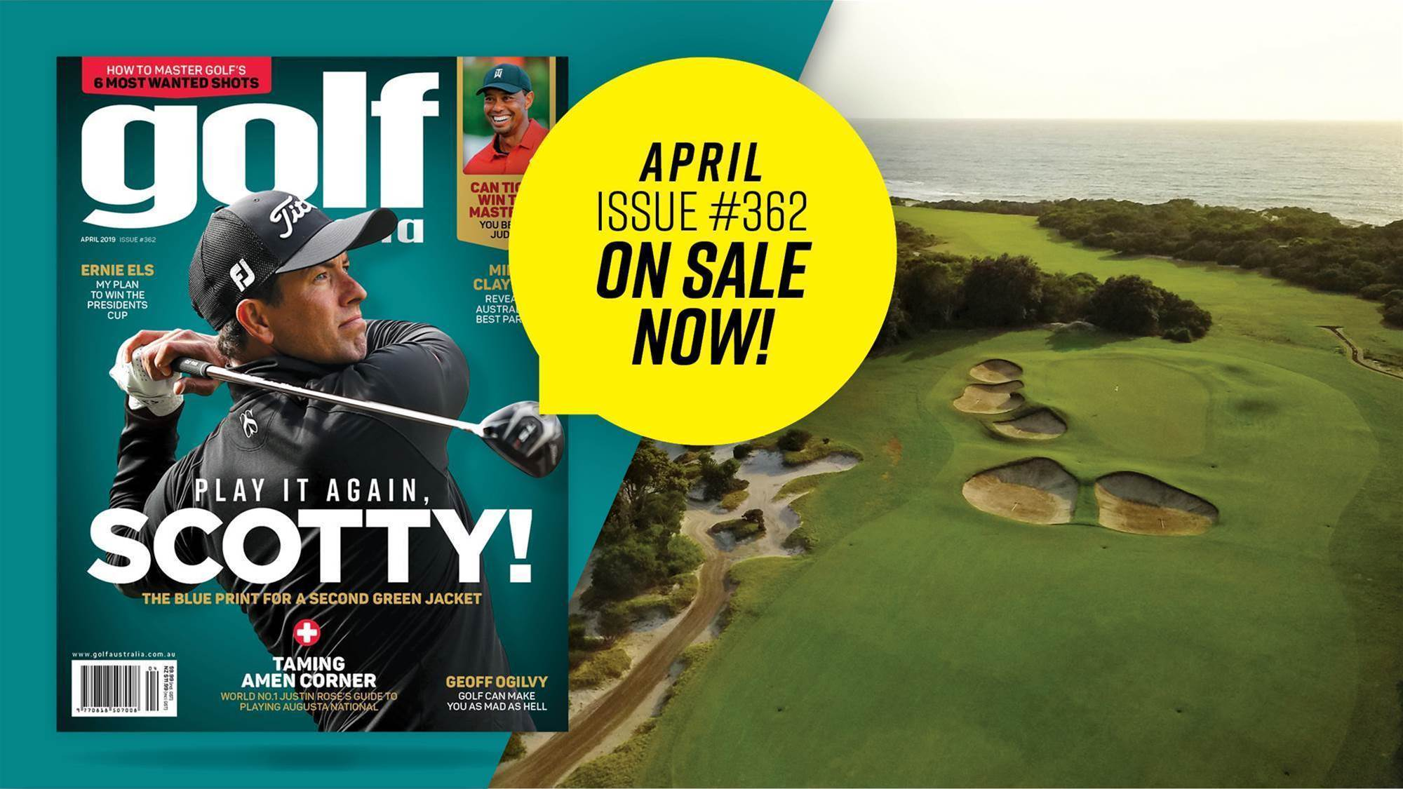 Inside Golf Australia April 2019