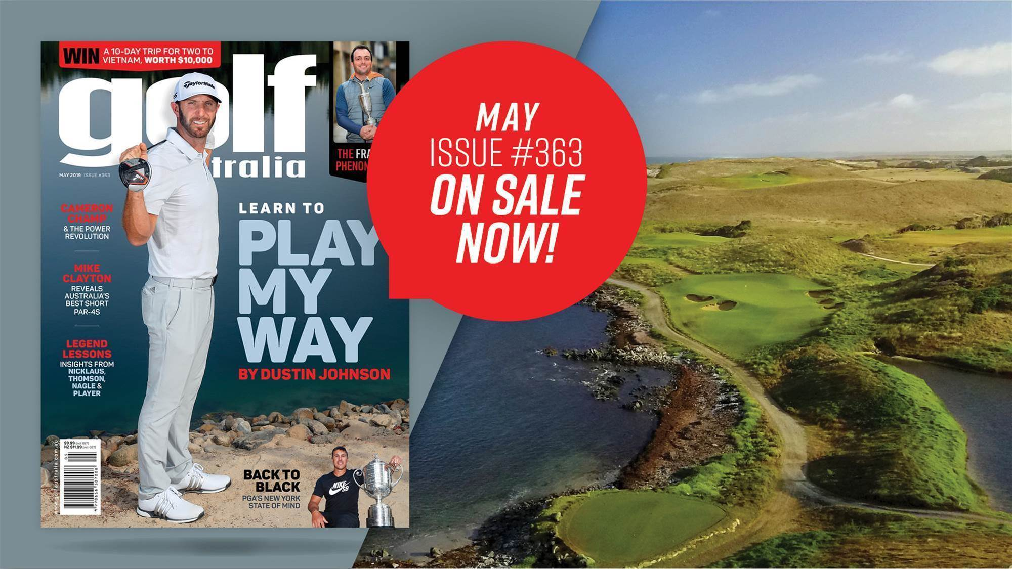 Inside Golf Australia May 2019