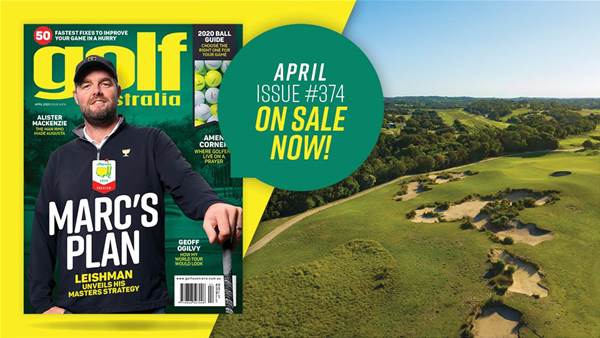 Inside Golf Australia April 2020