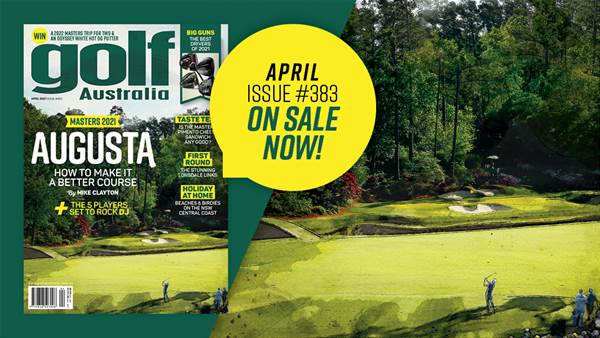 Inside Golf Australia April 2021