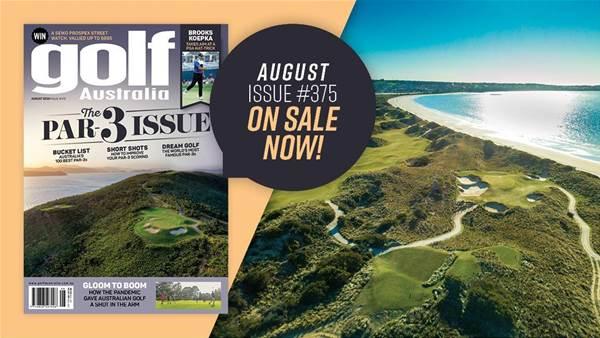 Inside Golf Australia August 2020