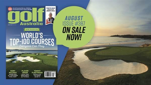 Inside Golf Australia August 2021