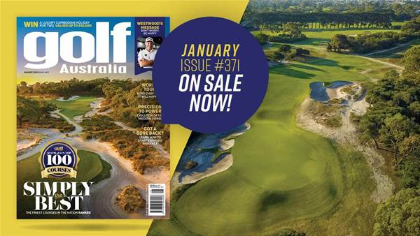 Inside Golf Australia January 2020